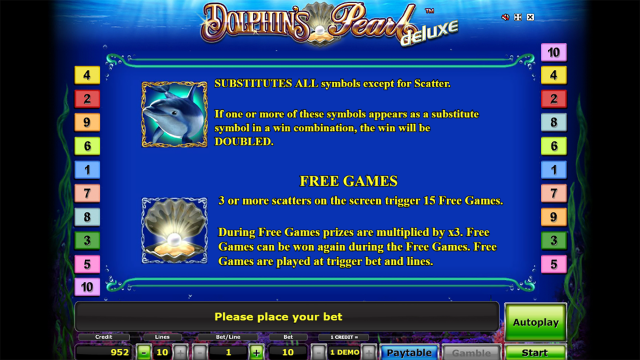 Dolphin's Pearl Deluxe 1