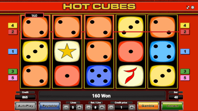 Always Hot Cubes 9