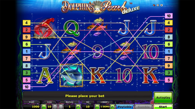Dolphin's Pearl Deluxe 6
