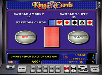 King of Cards 5
